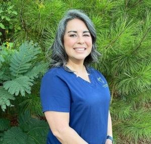 Denise Garner: Dental Hygienist